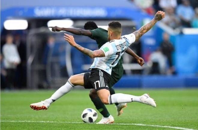 Cham diem Argentina 2-1 Nigeria: Diem 9 cho Lionel Messi hinh anh 4