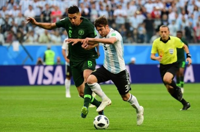 Cham diem Argentina 2-1 Nigeria: Diem 9 cho Lionel Messi hinh anh 5