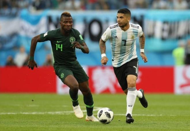 Cham diem Argentina 2-1 Nigeria: Diem 9 cho Lionel Messi hinh anh 7