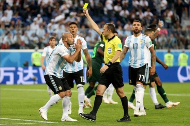 Cham diem Argentina 2-1 Nigeria: Diem 9 cho Lionel Messi hinh anh 8