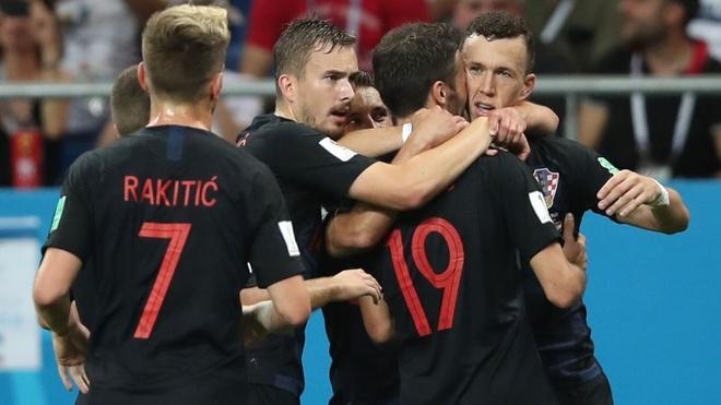 Messi va dong doi thoat hiem, Argentina cam on Croatia rat nhieu hinh anh 1