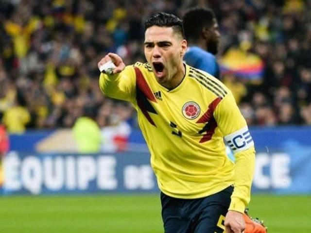 Radamel Falcao - niem hy vong so 1 cua Colombia hinh anh