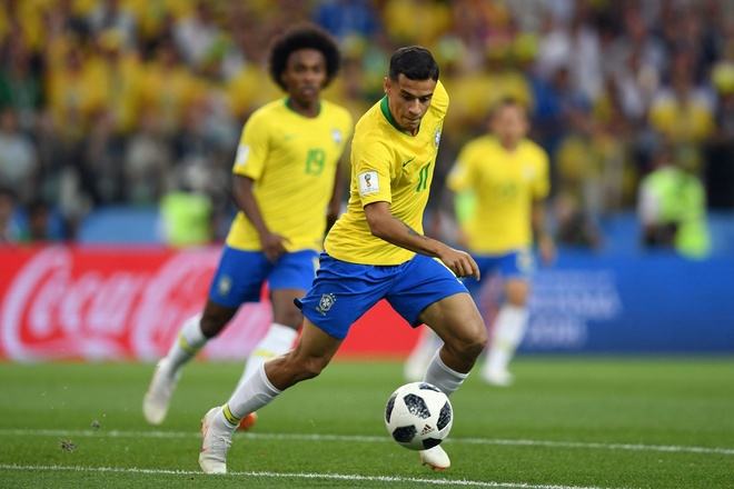 Brazil thang tran,  Coutinho tai hien ky tich cua Pele anh 2