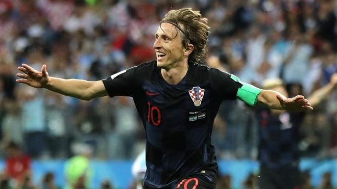 Vuot Ronaldo va Kane, Modric hay nhat vong bang World Cup 2018 hinh anh