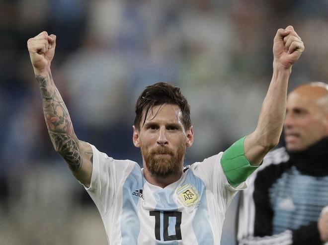 'Messi la thien tai, nguoi soi duong cho Argentina' hinh anh