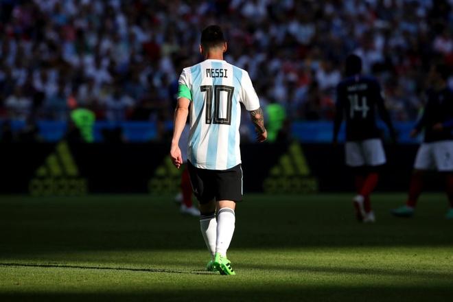 Lionel Messi that su vi dai du chua vo dich World Cup hinh anh