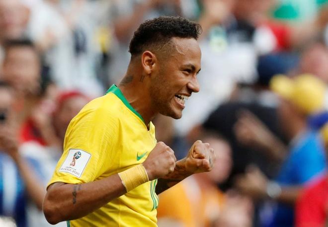 BLV Quang Huy: Brazil la ung cu vien so mot cho chuc vo dich hinh anh 2