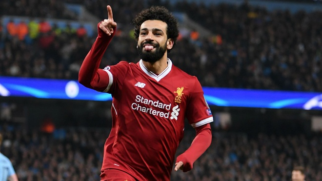 Mohamed Salah ky hop dong 5 nam cung Liverpool hinh anh 1