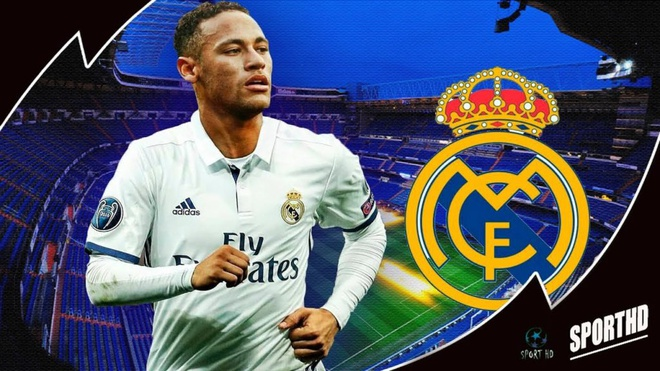 Giua tin don ve Ronaldo, Rivaldo khuyen Neymar gia nhap Real hinh anh 1