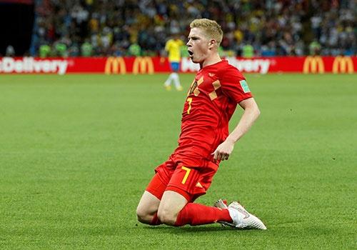 World Cup ngay 7/7: De Bruyne che doi tuyen Brazil hinh anh