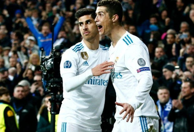 Neu Cristiano Ronaldo ra di, Real Madrid nen dat niem tin vao Asensio hinh anh