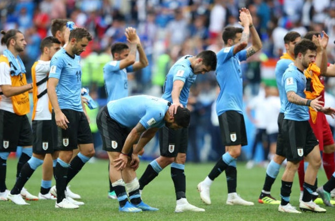 Luis Suarez roi le trong ngay Uruguay chia tay World Cup 2018 anh 11