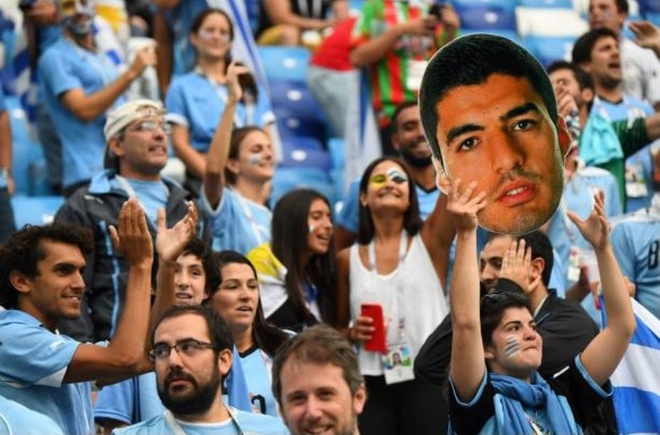 Luis Suarez roi le trong ngay Uruguay chia tay World Cup 2018 anh 10