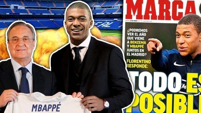 Kylian Mbappe san sang ke thua di san cua Ronaldo, Messi hinh anh