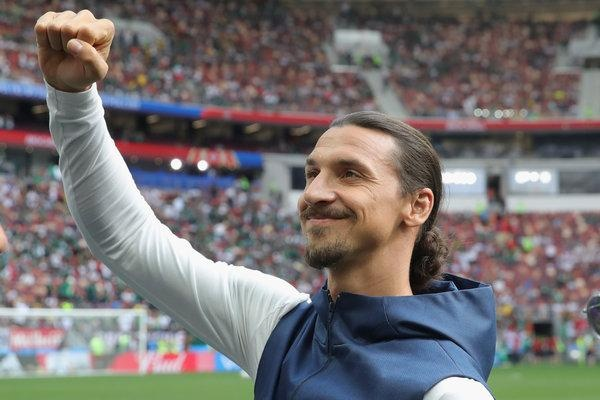 Zlatan Ibrahimovic: 'Thuy Dien se vo dich World Cup 2018' anh 1