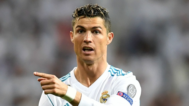 Ronaldo va nhung con so lam nen tam voc vi dai o Real hinh anh