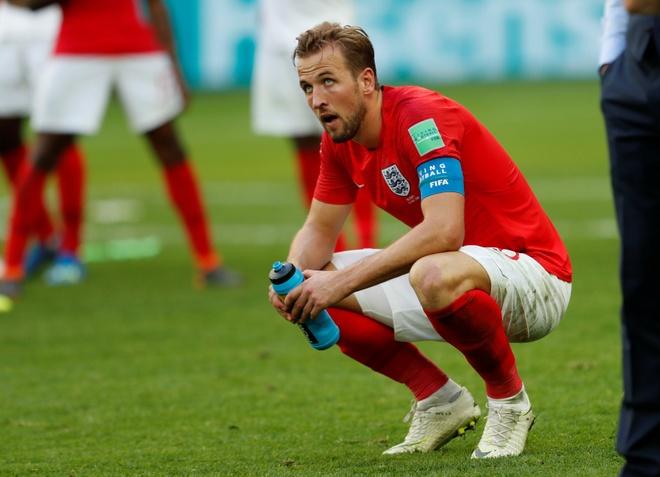 Harry Kane va dong doi buon ba chia tay World Cup 2018 anh 2