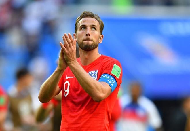 Harry Kane va dong doi buon ba chia tay World Cup 2018 anh 3