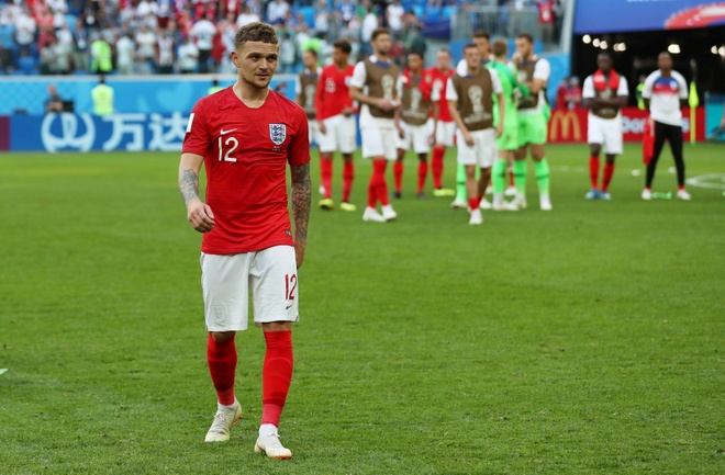 Harry Kane va dong doi buon ba chia tay World Cup 2018 hinh anh 5