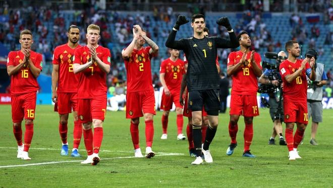 Harry Kane va dong doi buon ba chia tay World Cup 2018 hinh anh