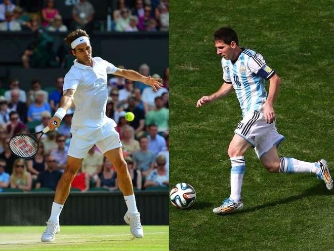 'Ronaldo giong Nadal,  va Messi nhu Federer' anh 1