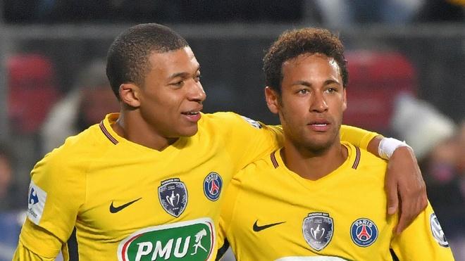 Chu tich PSG: 'Neymar va Mbappe khong ghet nhau' hinh anh 1