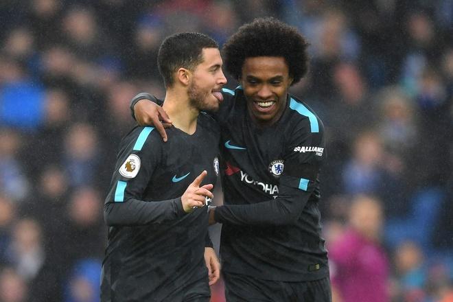 'Hazard, Courtois, Willian se khong roi Chelsea' hinh anh