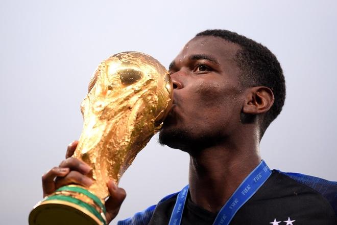 Mourinho khong bat ngo khi Pogba choi hay o World Cup hinh anh