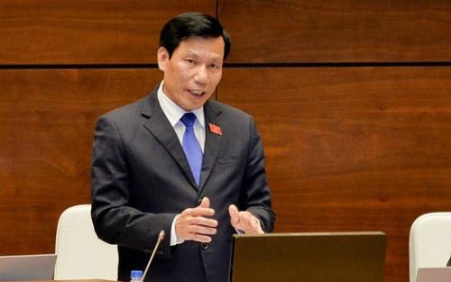 Bo truong Nguyen Ngoc Thien duoc gioi thieu lam chu tich VFF hinh anh 1