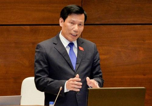 Bo truong Nguyen Ngoc Thien duoc gioi thieu lam chu tich VFF hinh anh