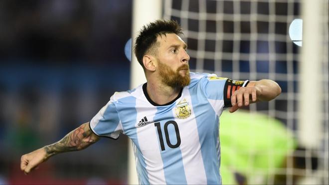 Messi ra 'yeu sach' de tiep tuc cong hien cho Argentina? hinh anh