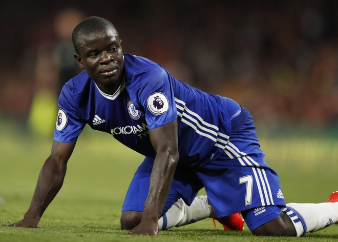 N'Golo Kante se nhan luong cao nhat lich su Chelsea hinh anh