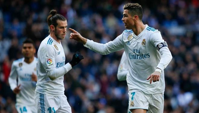 'Ronaldo ra di, Bale se la dau tau cua Real Madrid' hinh anh 1