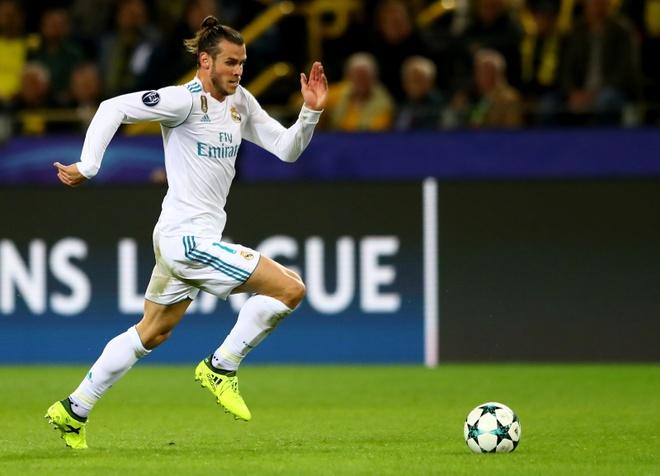 'Ronaldo ra di, Bale se la dau tau cua Real Madrid' hinh anh 2
