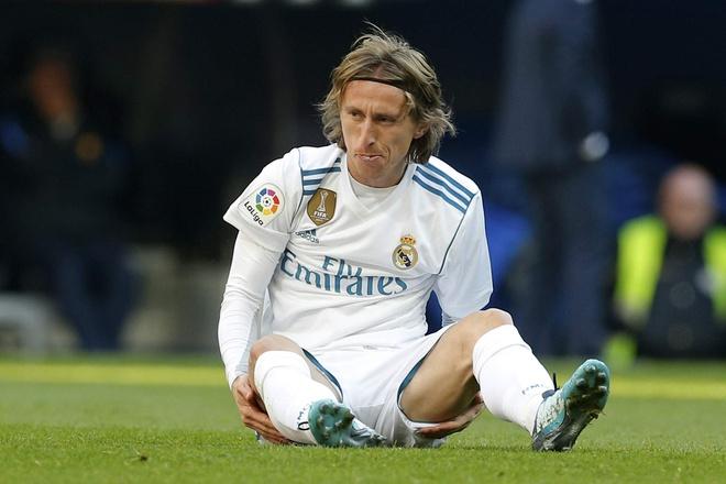 Luka Modric noi got Cristiano Ronaldo sang Serie A? hinh anh 1