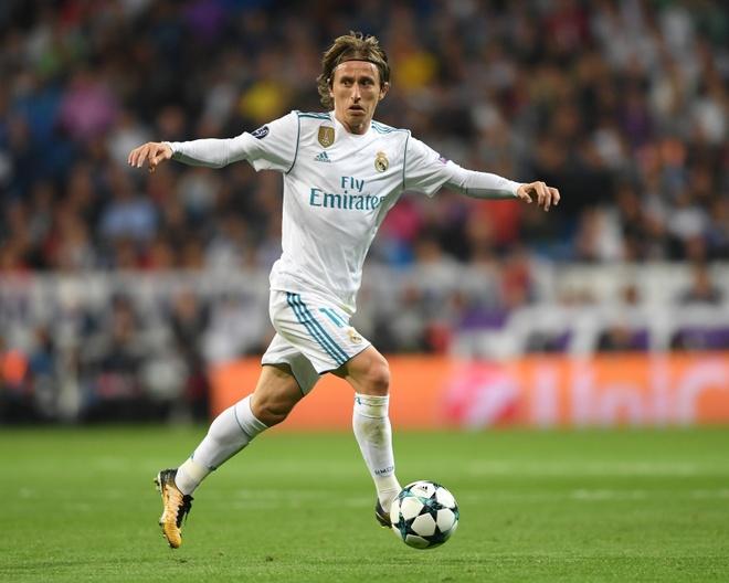 Luka Modric noi got Cristiano Ronaldo sang Serie A? hinh anh 2