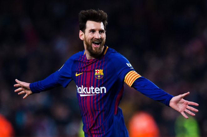 AS Roma dang dam phan chieu mo Lionel Messi? hinh anh 1