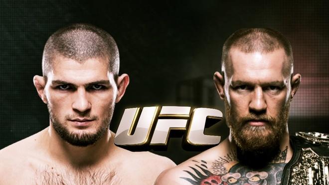 McGregor dai chien Khabib – tran dau UFC duoc ca the gioi trong cho anh 1