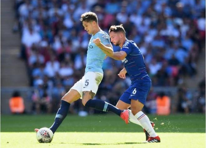 Cham diem Man City 2-0 Chelsea: Nguoi hung Aguero, Bernardo Silva hinh anh 3