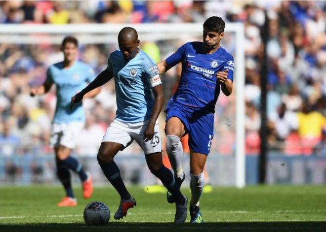 Cham diem Man City 2-0 Chelsea: Nguoi hung Aguero, Bernardo Silva hinh anh 6