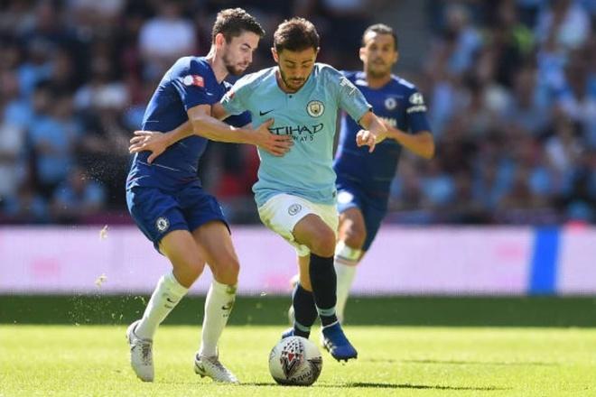 Cham diem Man City 2-0 Chelsea: Nguoi hung Aguero, Bernardo Silva hinh anh 8