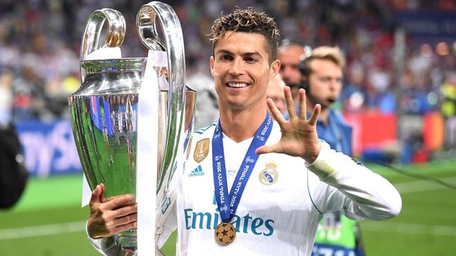Cristiano Ronaldo duoc Real Madrid ton vinh vao nam 2019? hinh anh 1