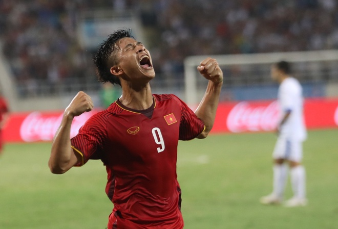 Phan Van Duc - nguoi chinh phuc tham lang o Olympic Viet Nam hinh anh