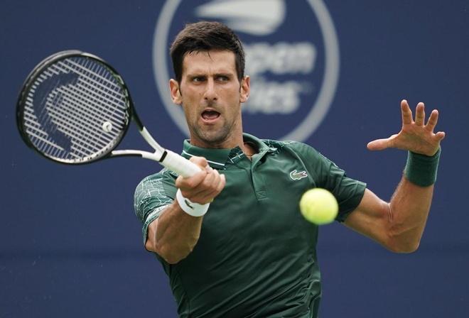 Nadal, Djokovic de dang tien vao vong 3 Rogers Cup hinh anh