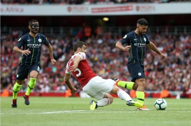 Cham diem Arsenal 0-2 Man City: Oezil, Aubameyang gay that vong hinh anh 3