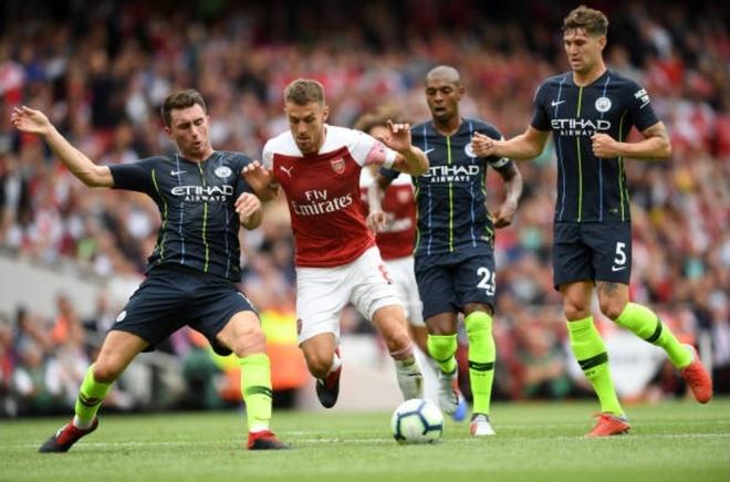 Cham diem Arsenal 0-2 Man City: Oezil, Aubameyang gay that vong hinh anh 8