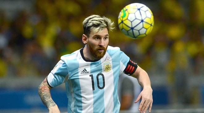 'Lionel Messi khong con hanh phuc khi choi cho Argentina' hinh anh