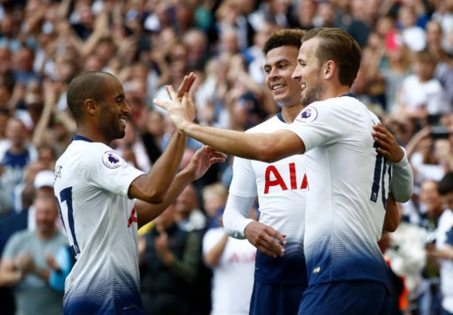 Harry Kane khai nong,  Tottenham de dang de bep Ful anh 11
