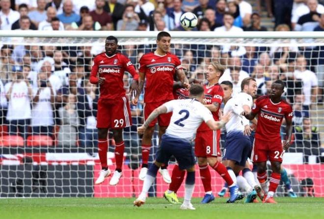 Harry Kane khai nong,  Tottenham de dang de bep Ful anh 9