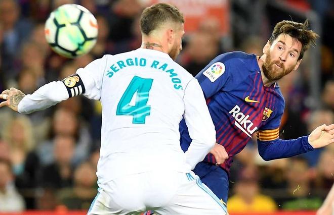 Messi, Ramos, Godin hop suc chong lai quyet dinh cua La Liga hinh anh 1
